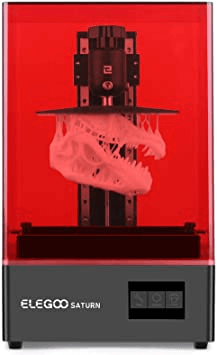 Elegoo Saturn Best High Speed MSLA Printer