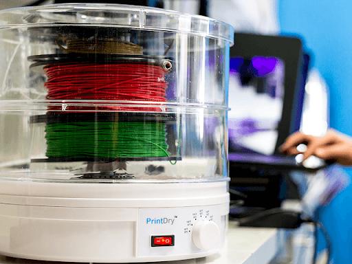 matterhackers printdry filament dryer