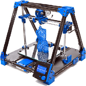 open source 3d printer