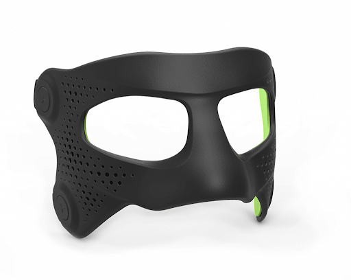 3D Printed Sports Face Mask