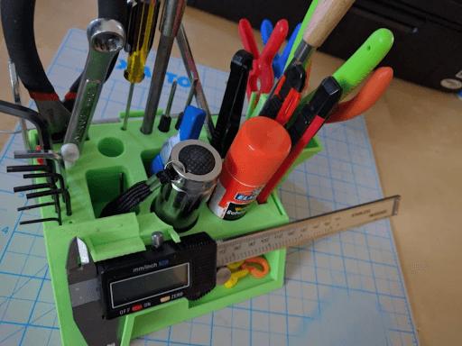 3D Printer Tool Stand