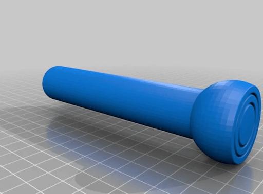3d printed Jump Rope