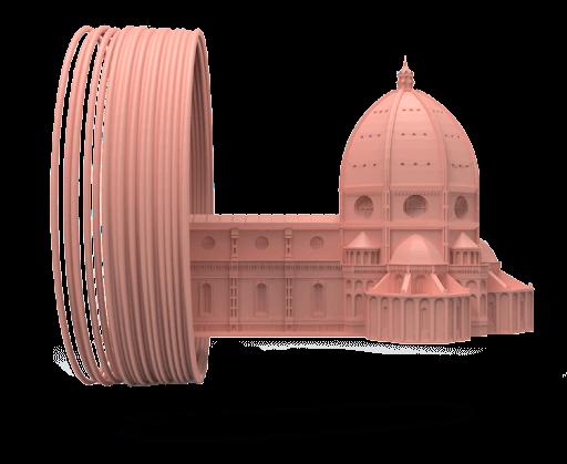 3d printed clay filament