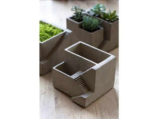 3d printed innovative Flower Pot