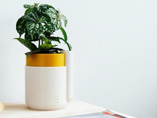 3d printed self planter