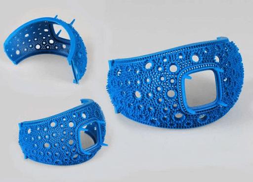 3d printed wax filament