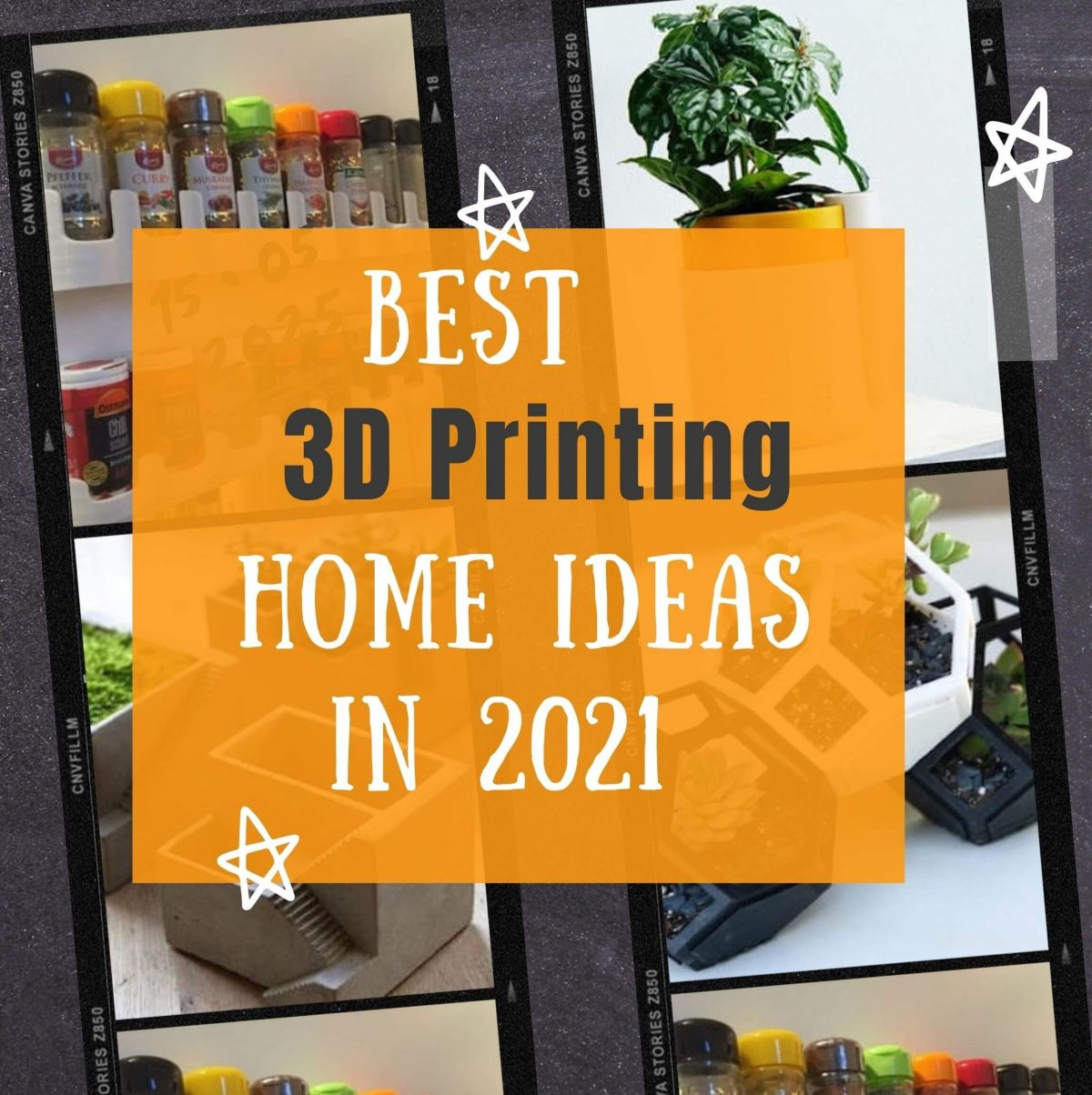 3d printing ideas for home