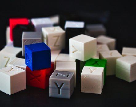 calibration cube 3d print