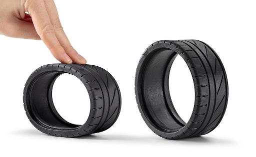 flexible filament 3d printed