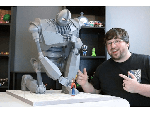 large object printing