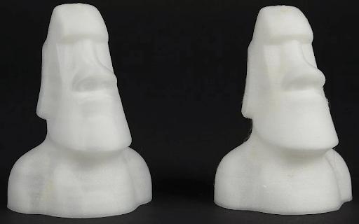 nylon filament 3d printed