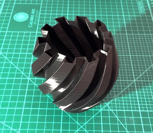 polycarbonate gear 3d printed