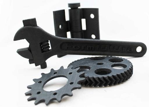 strong carbon fiber 3d printed filament